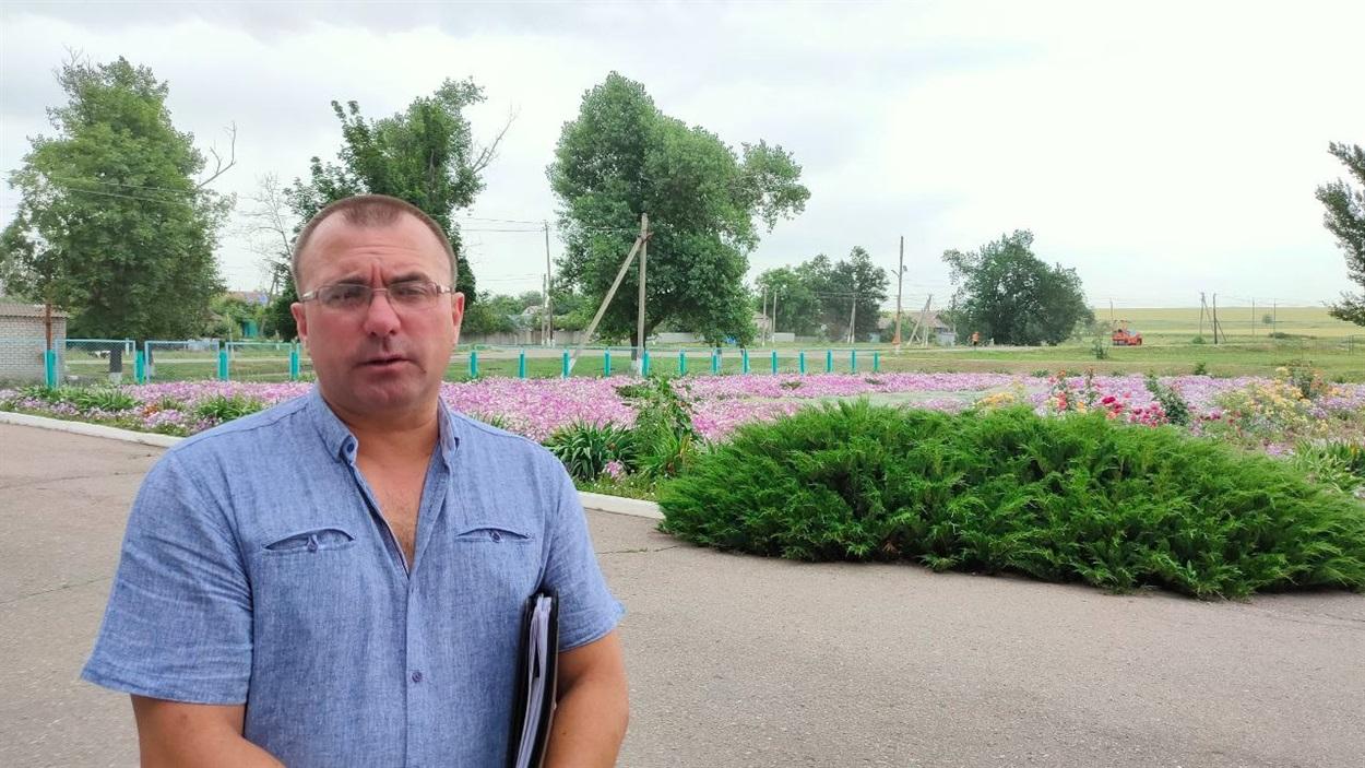 Олександр Мартовицький, Коломийчиський сільський голова